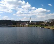 Městys Frymburk