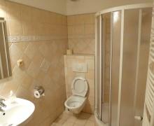 koupelna - wc, sprchový kout