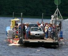 Ferry v Horní Plané