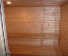 Infra Sauna v penzionu U lípy