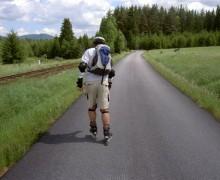 Inline lokaler Weg Stozec - Nova Pec